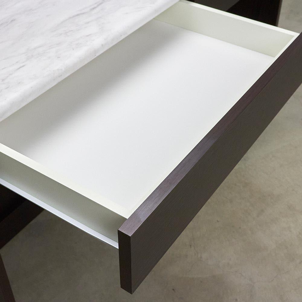 Canan/カナン 大理石調デスク デスク 幅78cm
