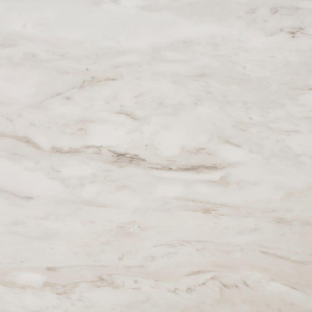 Canan/カナン 大理石調デスク デスク 幅121cm 美しいマーブル模様がデザインのポイント