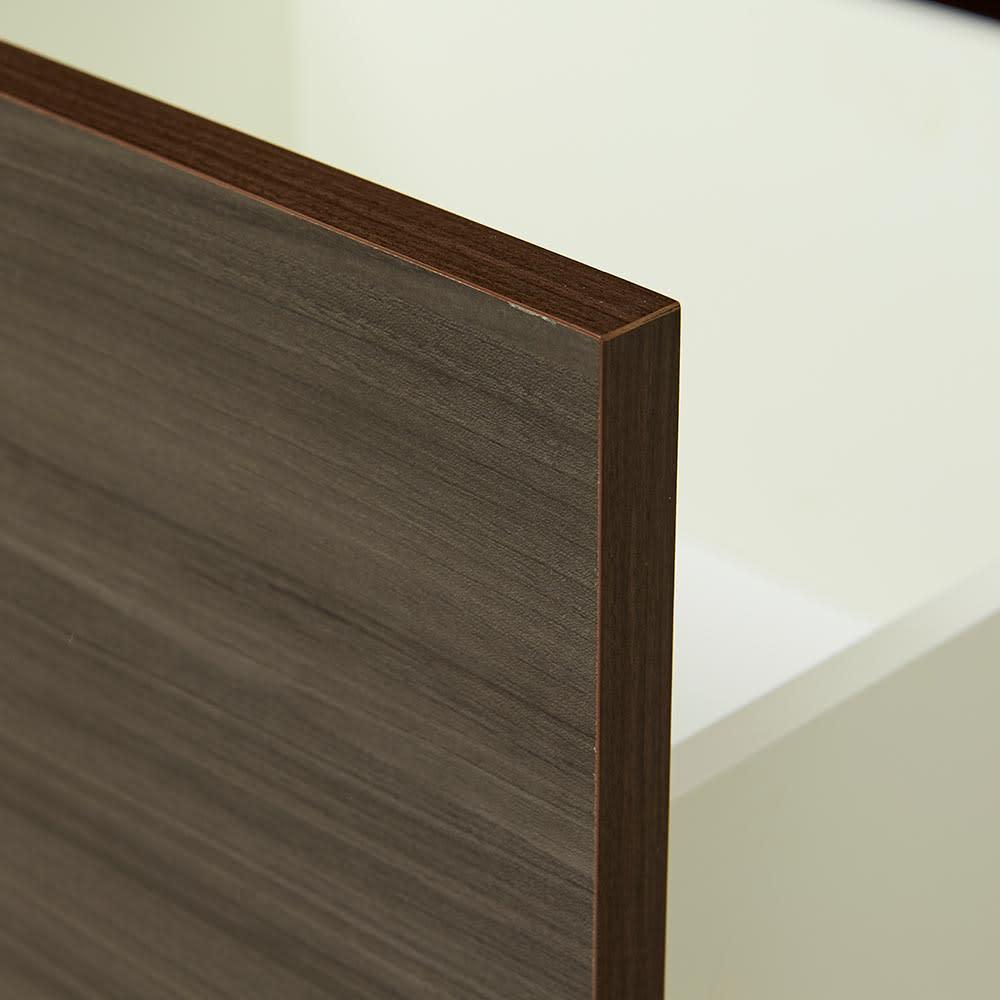 K´astani/カスターニ バイカラーコレクション本棚 本体 奥行45cm・幅79 高さ180cm