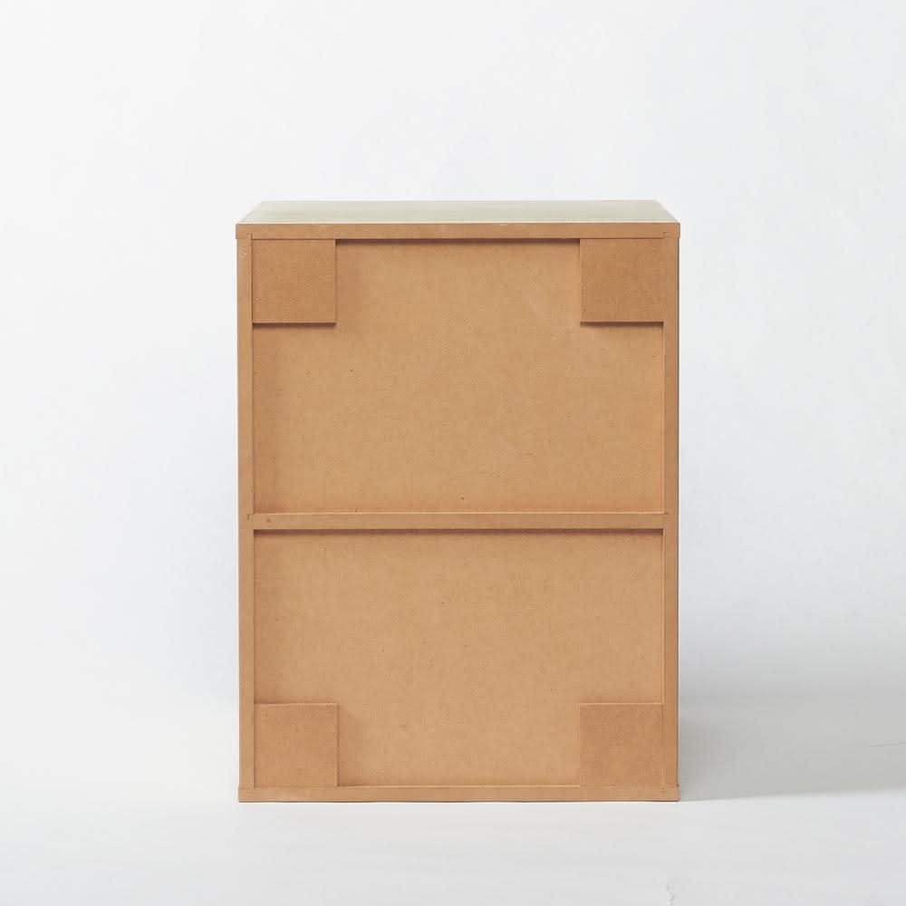 Kools/コールス 書類収納 A4 背面