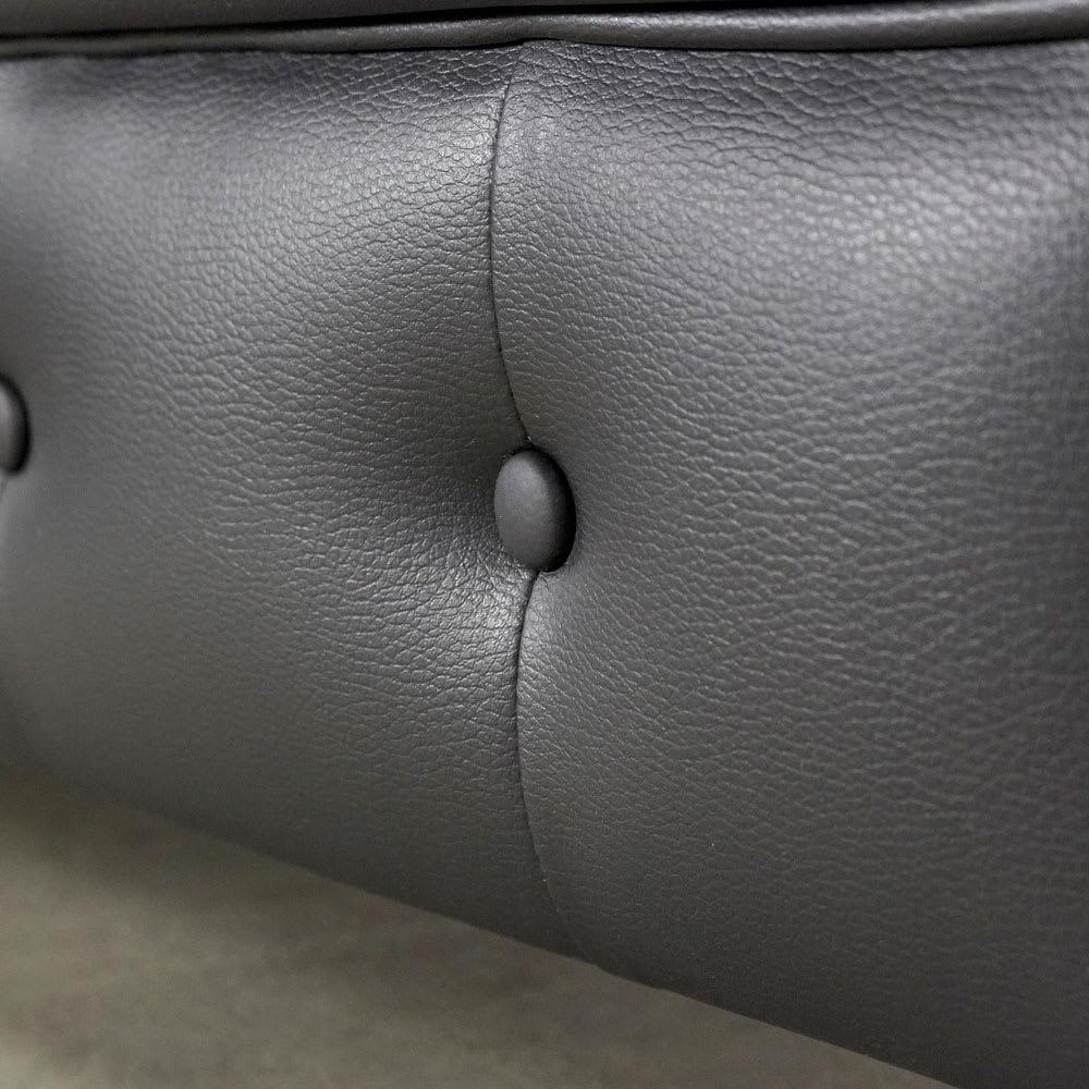 LeClass/ルクラス レザーソファ カウチソファセット 座って右カウチ