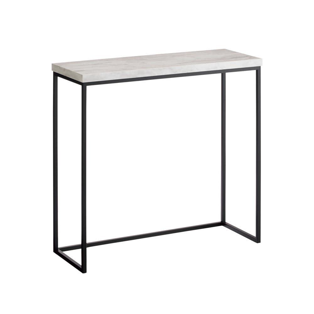 Marbrim/マーブリム 大理石調テーブルシリーズ コンソール コンソール