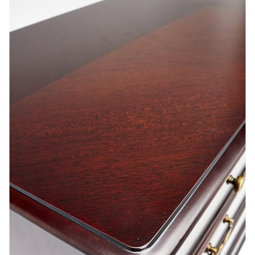エレガントクラシックシリーズ ハイチェスト・リビングチェスト 幅90cm高さ130cm