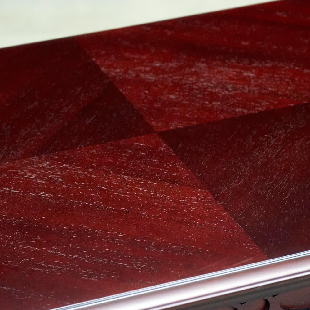 エレガントクラシックシリーズ コンソールキャビネット・リビングキャビネット 幅75cm高さ85cm