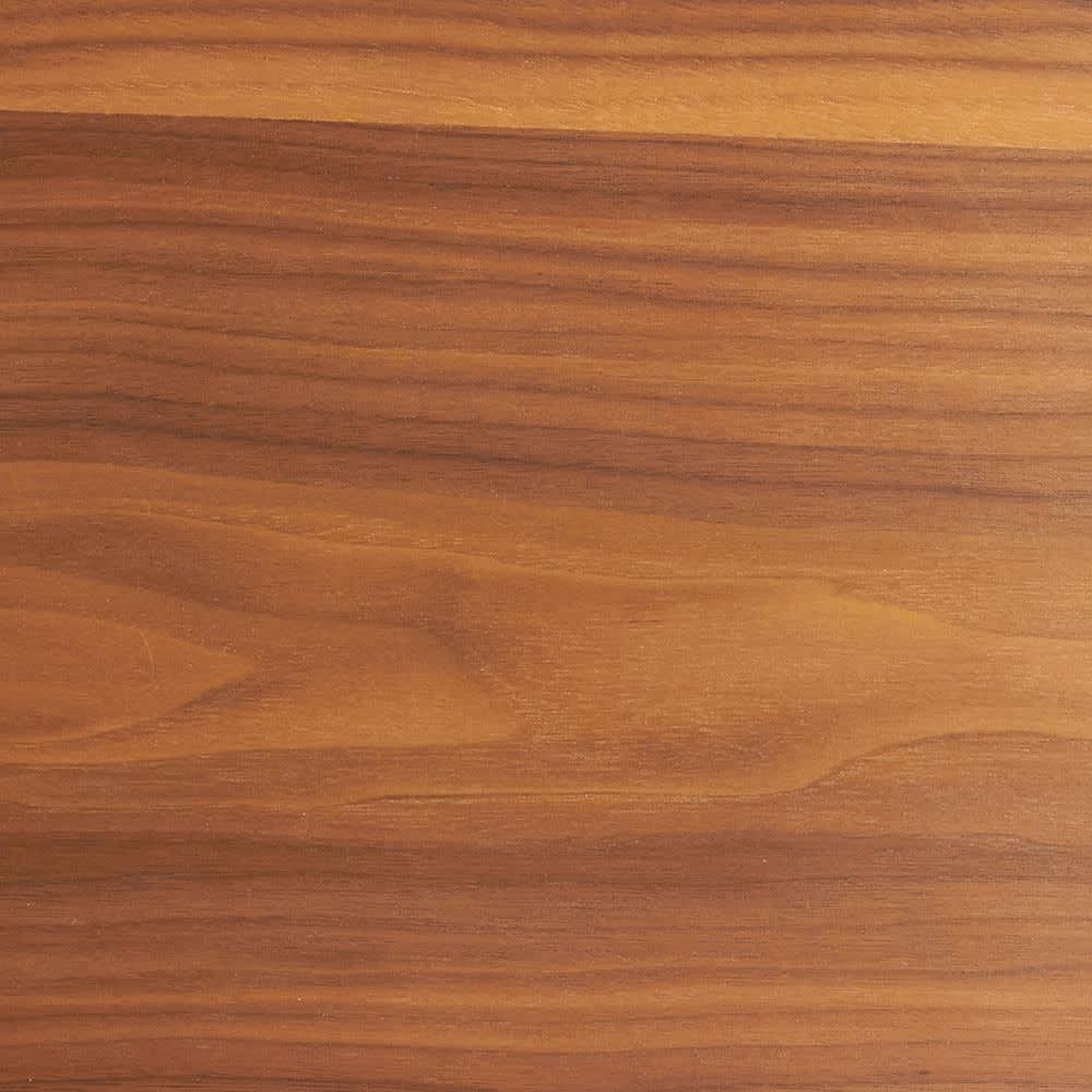 Jalka/ヤルカ ウォルナットシリーズ パソコン収納 幅60cm 色褪せないウォルナット天然木化粧は、時間とともにゆっくりと経年変化を楽しめます。