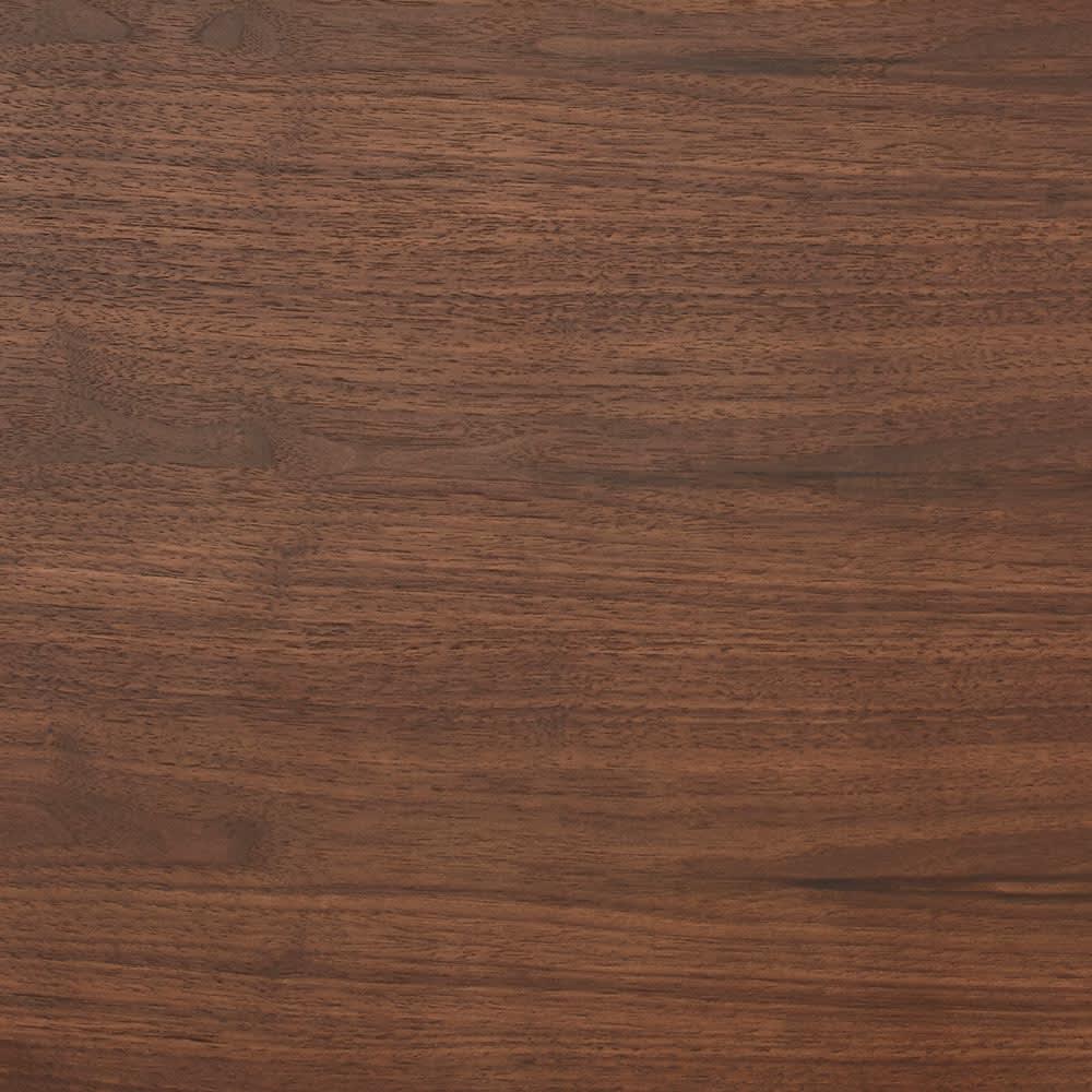 GlanPlus/グランプラス ベッド ベッドフレームのみ 美しいウォルナット材を贅沢に使用。