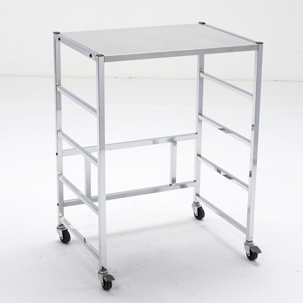 Shinevarie(シャインバリエ) クローゼットシリーズ オープンラック 収納棚は取り外し可能です。