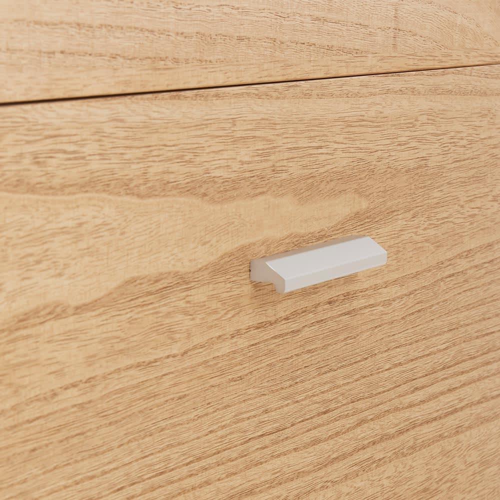 Apilar/アピラ 桐製収納ボックス 奥行73.5cm 1段 取っ手付きだから持ち運びも簡単。