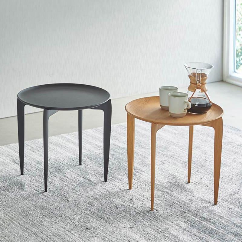 TRAY TABLE/トレイ テーブル スモール[Fritz Hansen・フリッツ・ハンセン] ブラック 折りたたみテーブル