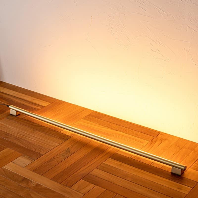 ネオマンクス LEDバーライト ブラス ブラス(真鍮)を使用したラグジュアリーな照明です