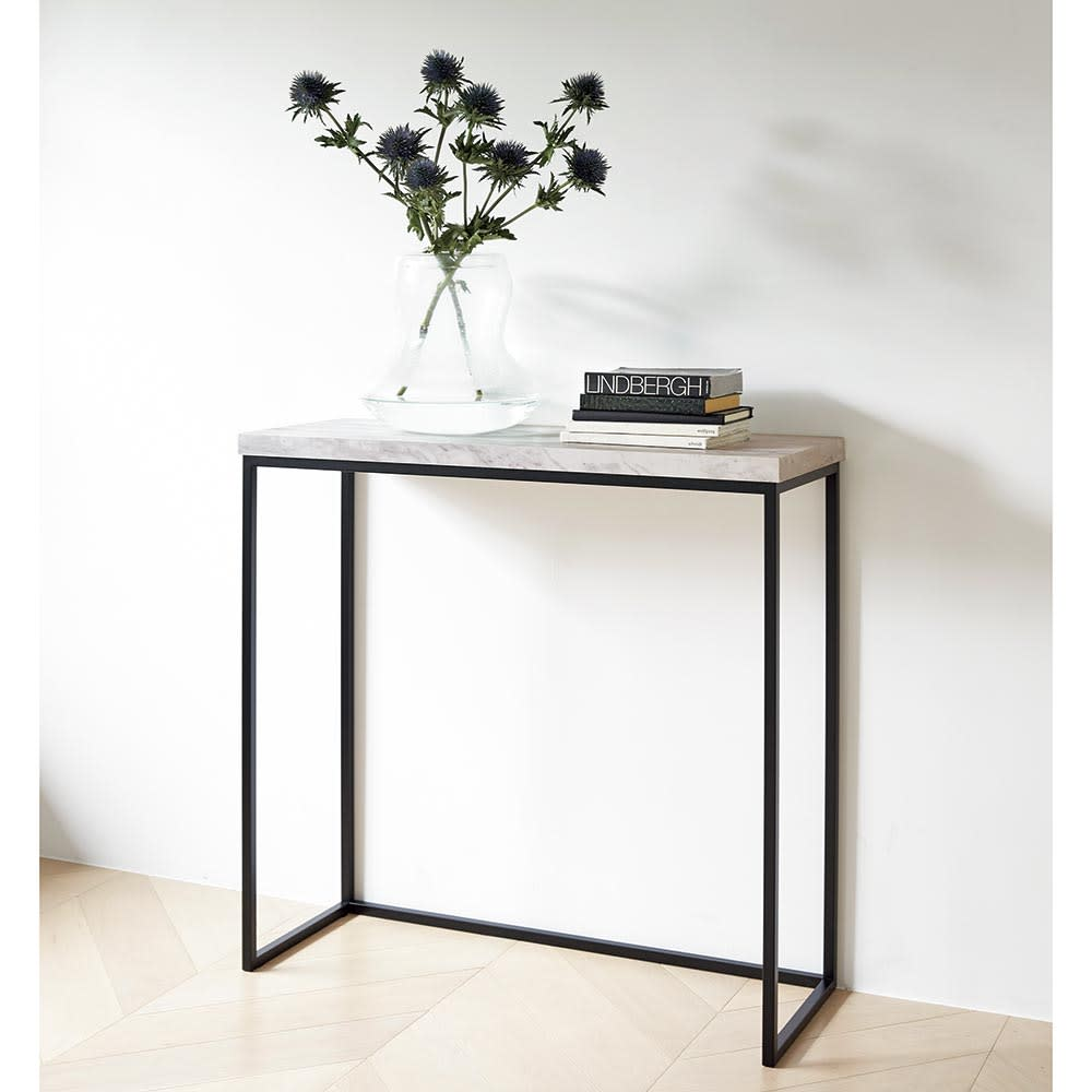 Marbrim/マーブリム 大理石調テーブルシリーズ コンソール コンソールテーブル