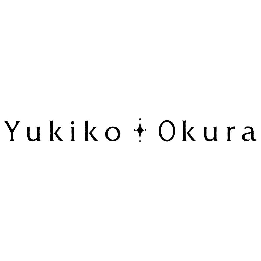 YUKIKO OKURA/ユキコ・オオクラ K10 珊瑚 ロングイヤリング・ピアス