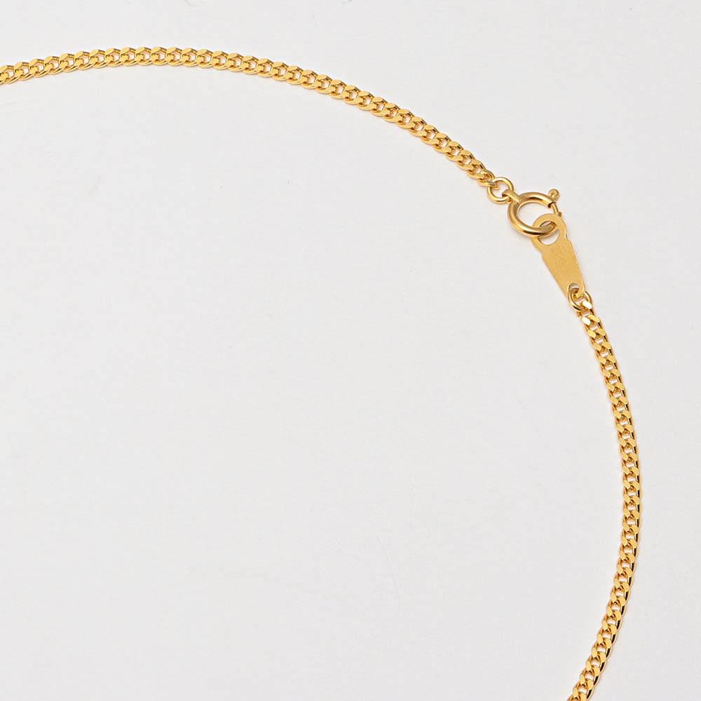 純金 ネックレス 10g(ア)喜平 引き輪式