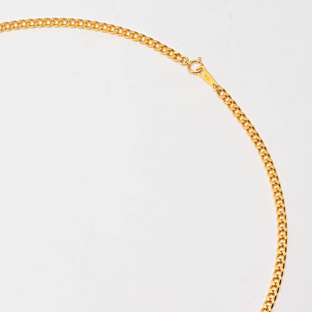 純金 ネックレス 30g(ア)喜平 引き輪式
