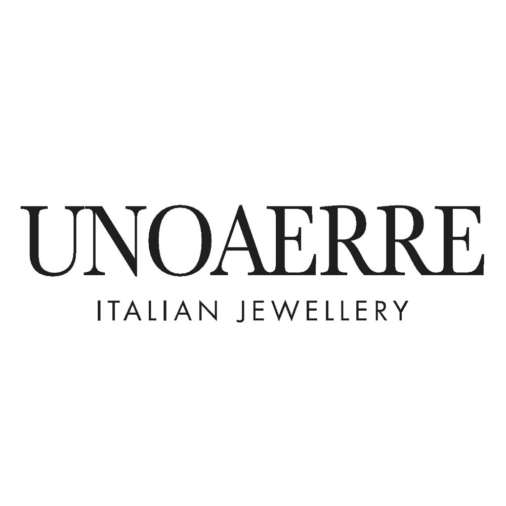 UNOAERRE/ウノアエレコラボ K18 ダイヤカット ロングネックレス