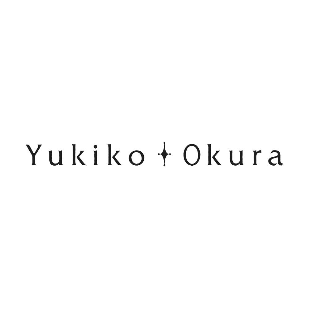 YUKIKO OKURA/ユキコ・オオクラ K18 ミスボケ珊瑚 ネックレス