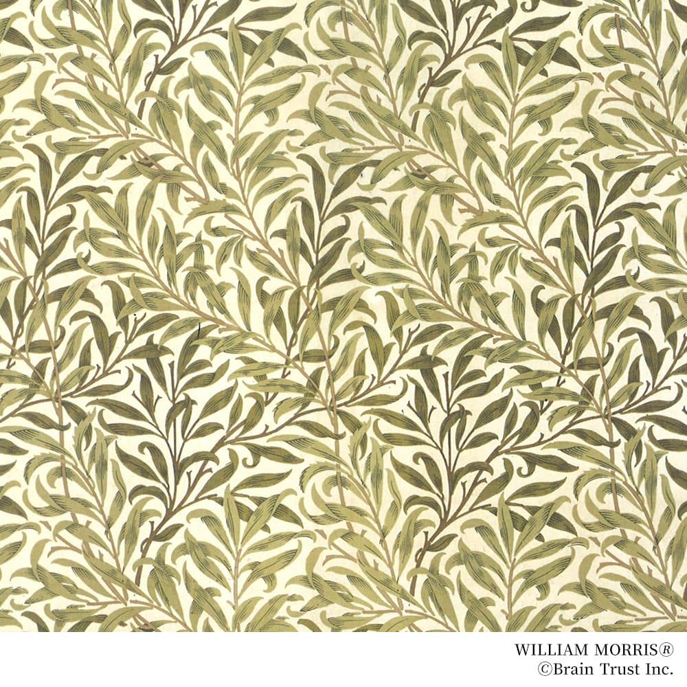 William Morris/ウィリアム・モリス ウイロー(柳の枝) オニキス ペンダント ジュエリーのデザインはウィリアムモリスの図案を基にしています。