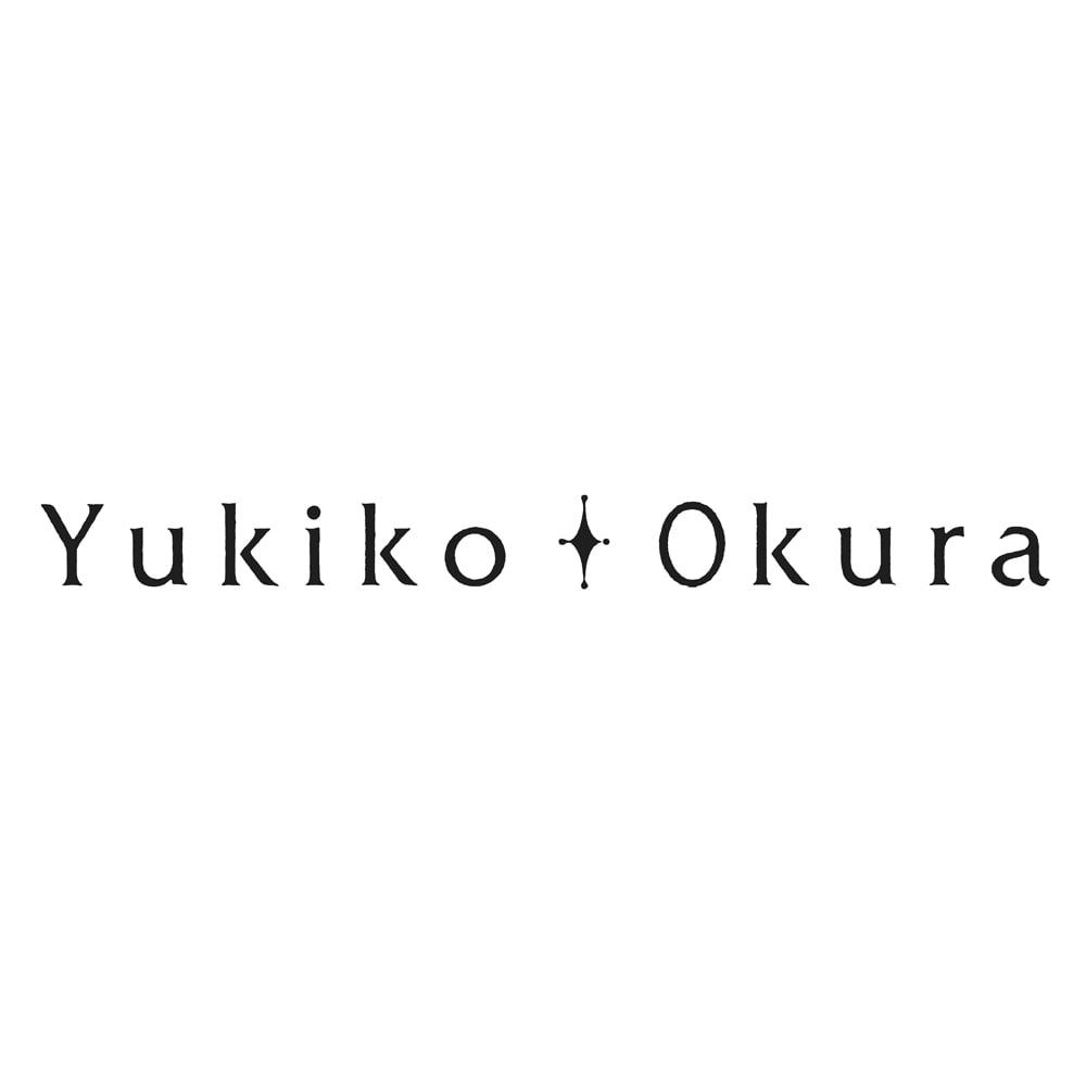 YUKIKO OKURA/ユキコ・オオクラ SV カラーストーン リング