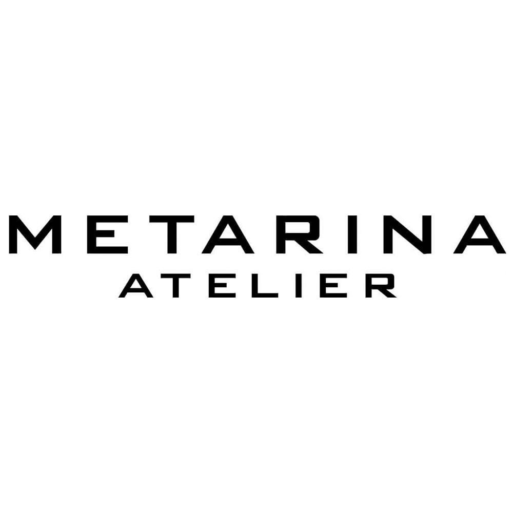ATELIER METARINA/アトリエ メタリナ レザー チェーン 多連ネックレス コーディネート例