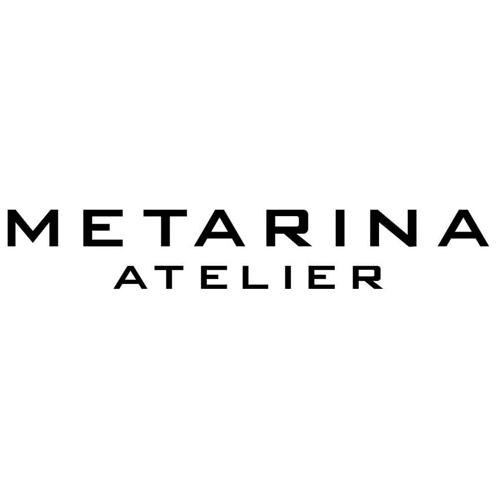 ATELIER METARINA/アトリエ メタリナ オニキス×ガラスパール ネックレス