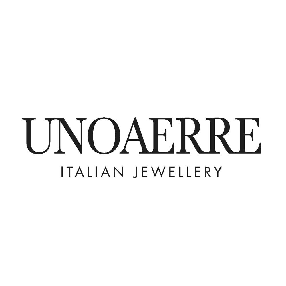 UNOAERRE/ウノアエレコラボ K18 デザイン ピアス