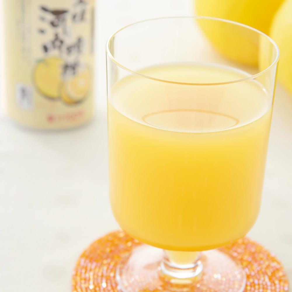 えひめ飲料 河内晩柑ストレートジュース (190g×24缶) FF2103