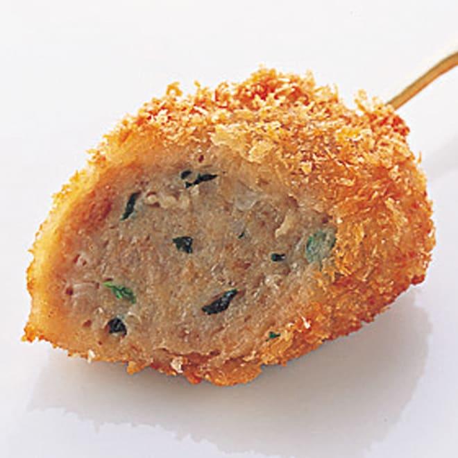 博多「華味鳥」 串揚げセット (5種 計50串) つくね串