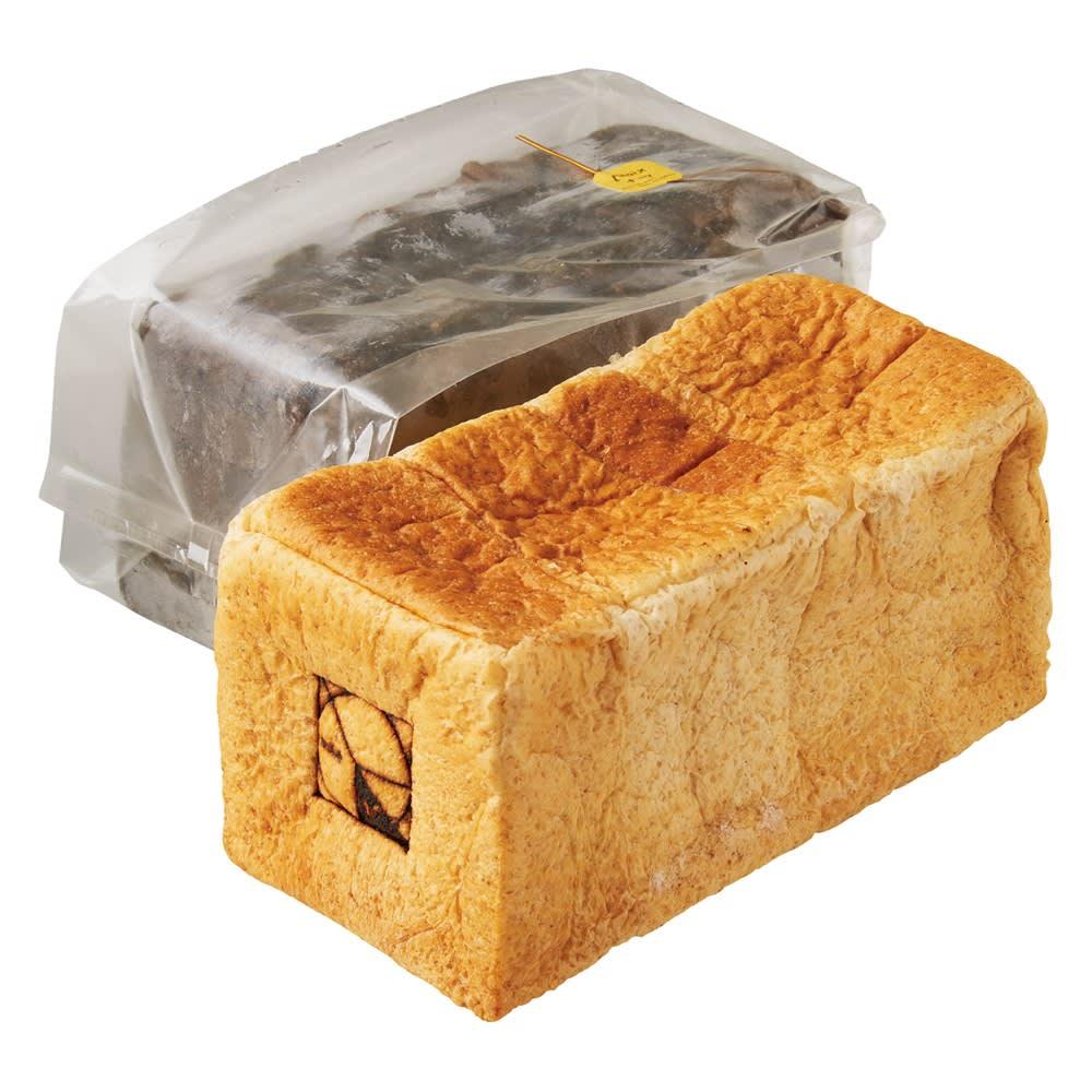 美食パン専門店「GALA」 ガラブラン (2斤分×2種) 1本(約24cm)