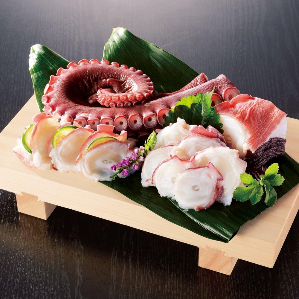 広尾町 煮たこ一本足 (1kg) 【年末お届け】 FJ4410