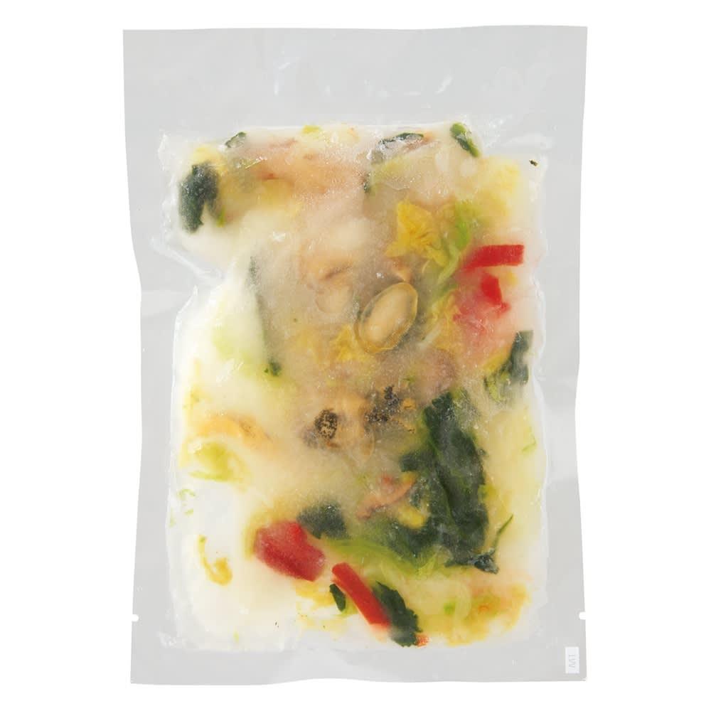 「シャンウェイ」 北海道産つぶ貝入り中華丼の素 (180g×8袋) お届けパッケージ