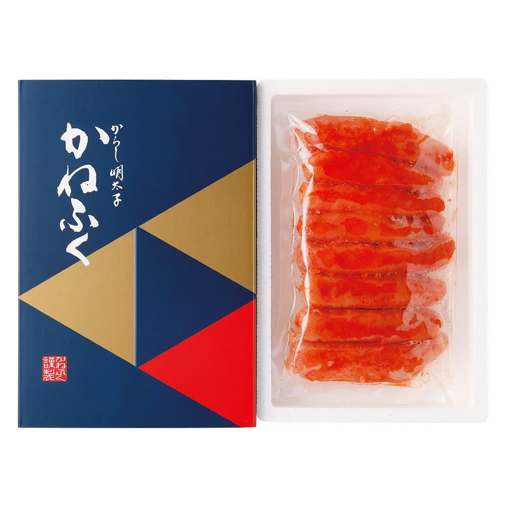 「かねふく」 北海道産 辛子明太子 上切れ子 (600g) 内容量が変更になりました。