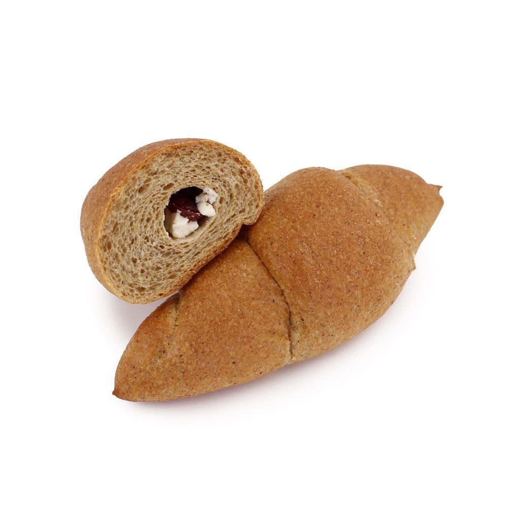 「フスボン」 もっちり低糖質パン 10個セット クランベリークリームチーズ