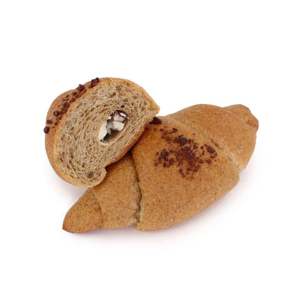 「フスボン」 もっちり低糖質パン 10個セット ラズベリークリームwithカカオニブ