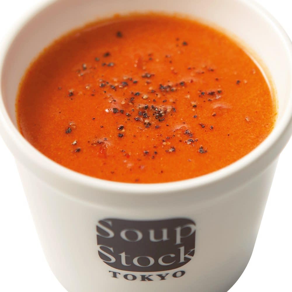 スープストックトーキョー 冷たいスープと人気のスープセット (各180g×8袋) 【お中元用のし付きお届け】 HOT オマール海老のビスク
