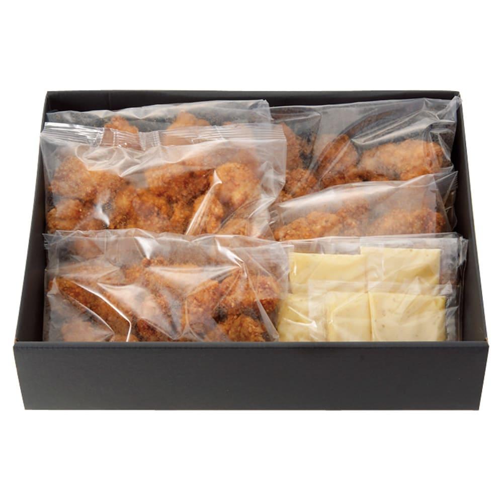 みつせ鶏 ごま南蛮 (190g×5パック) お届けパッケージ