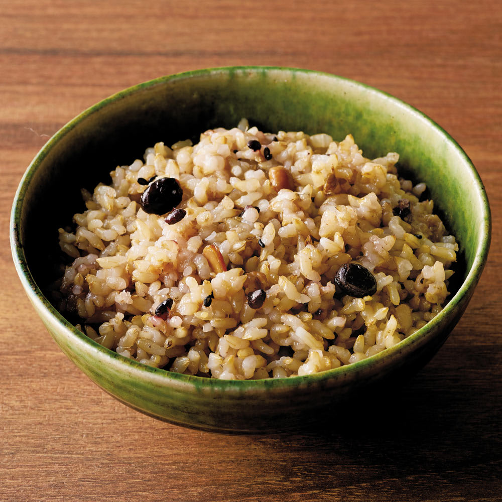 選べるレンチンごはん (計18パック) (イ)金のいぶき玄米と十五穀