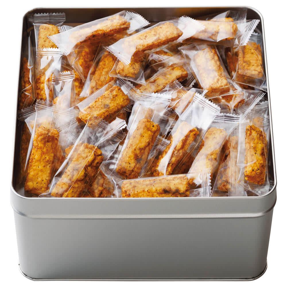 「山盛堂」 カレーせんべい (700g) 商品パッケージ