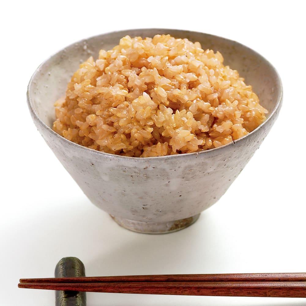 長兵衛玄米 (1kg×3袋) 【お得な定期便】 炊飯器で手軽に炊けるもちもち食感の玄米です!