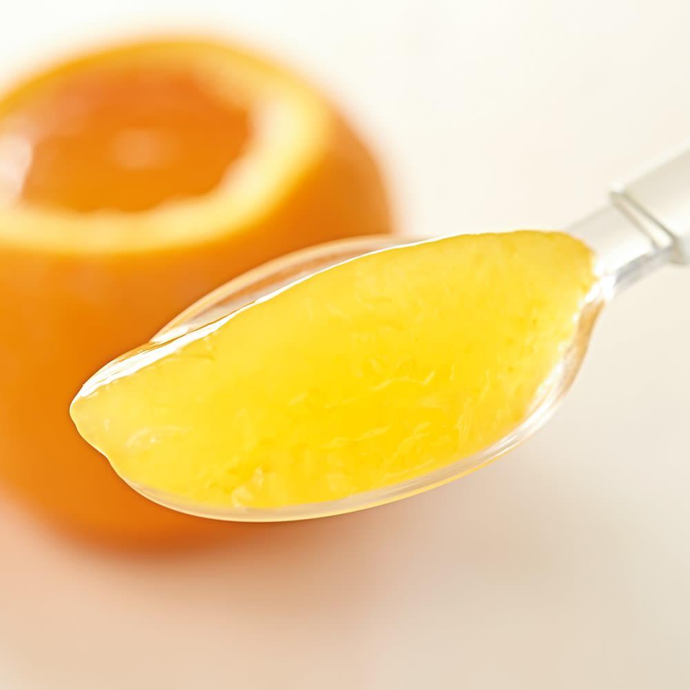 サン・フルーツ フレッシュゼリー (3種 計8個)【お中元用のし付きお届け】 オレンジは甘みと香りが豊か。儚い口どけが絶妙です。