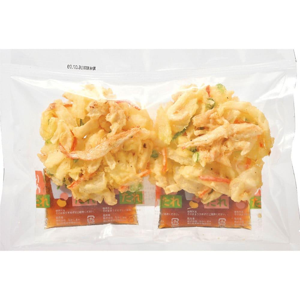 富山湾産 白えびかき揚げ (10食) 商品パッケージ