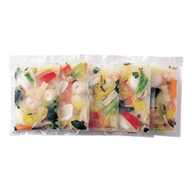 海鮮と野菜の中華丼の素 【塩味】 (180g×10袋) 商品パッケージ