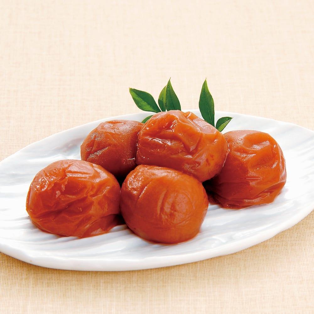 紀州南高梅 優実の梅 (1kg) 和惣菜