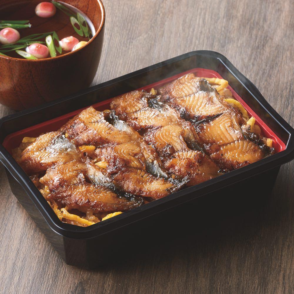 うなぎの江口商店 柳川うなぎ飯 (250g×2箱) 和惣菜