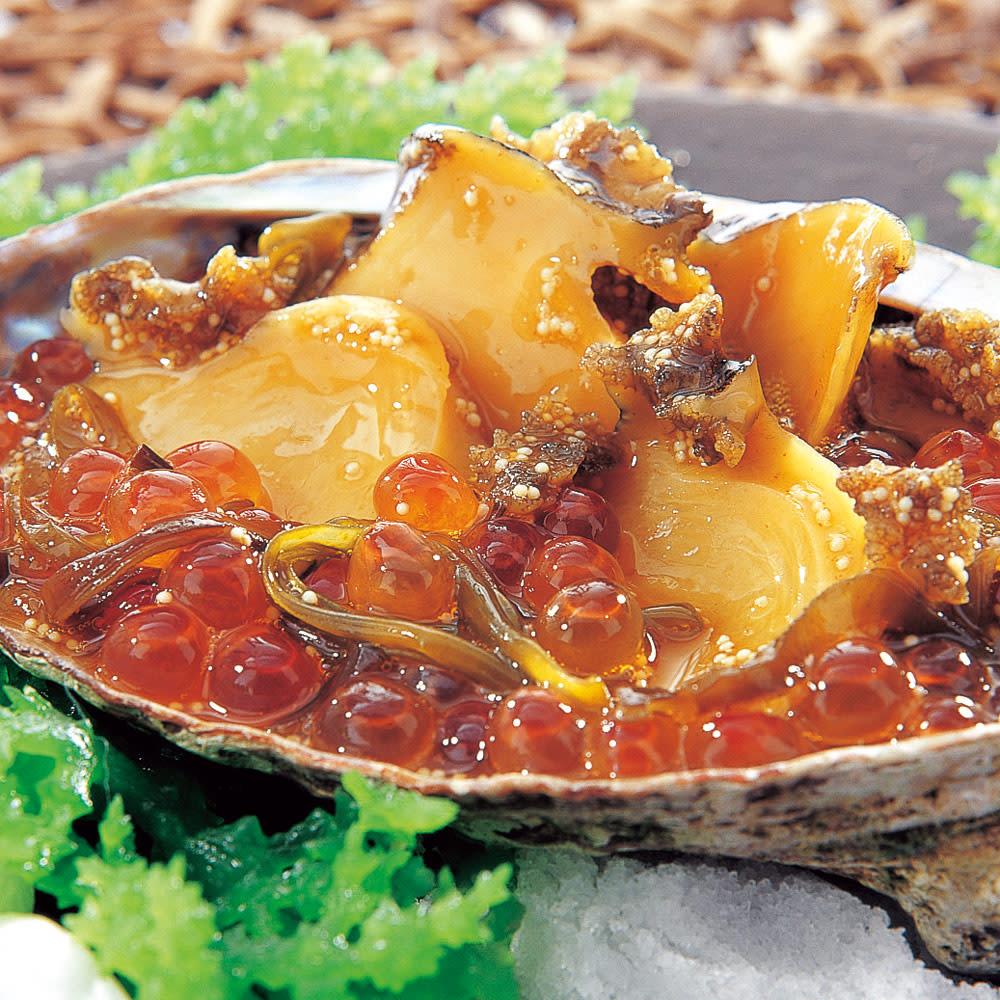 グルメ 食品 魚 海産物 海産加工品 「中村家」三陸海宝漬 460g(230g×2個) FG7918