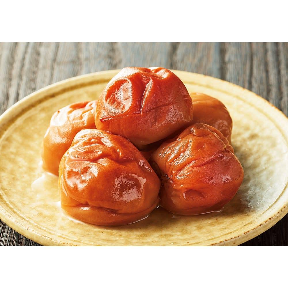 国産蓮華蜂蜜使用 紀州南高梅 (500g×2パック) 和惣菜