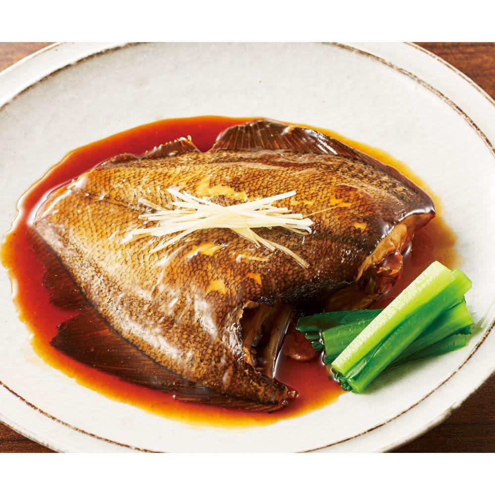 黄金カレイ煮つけ (150g×10袋) 魚加工品