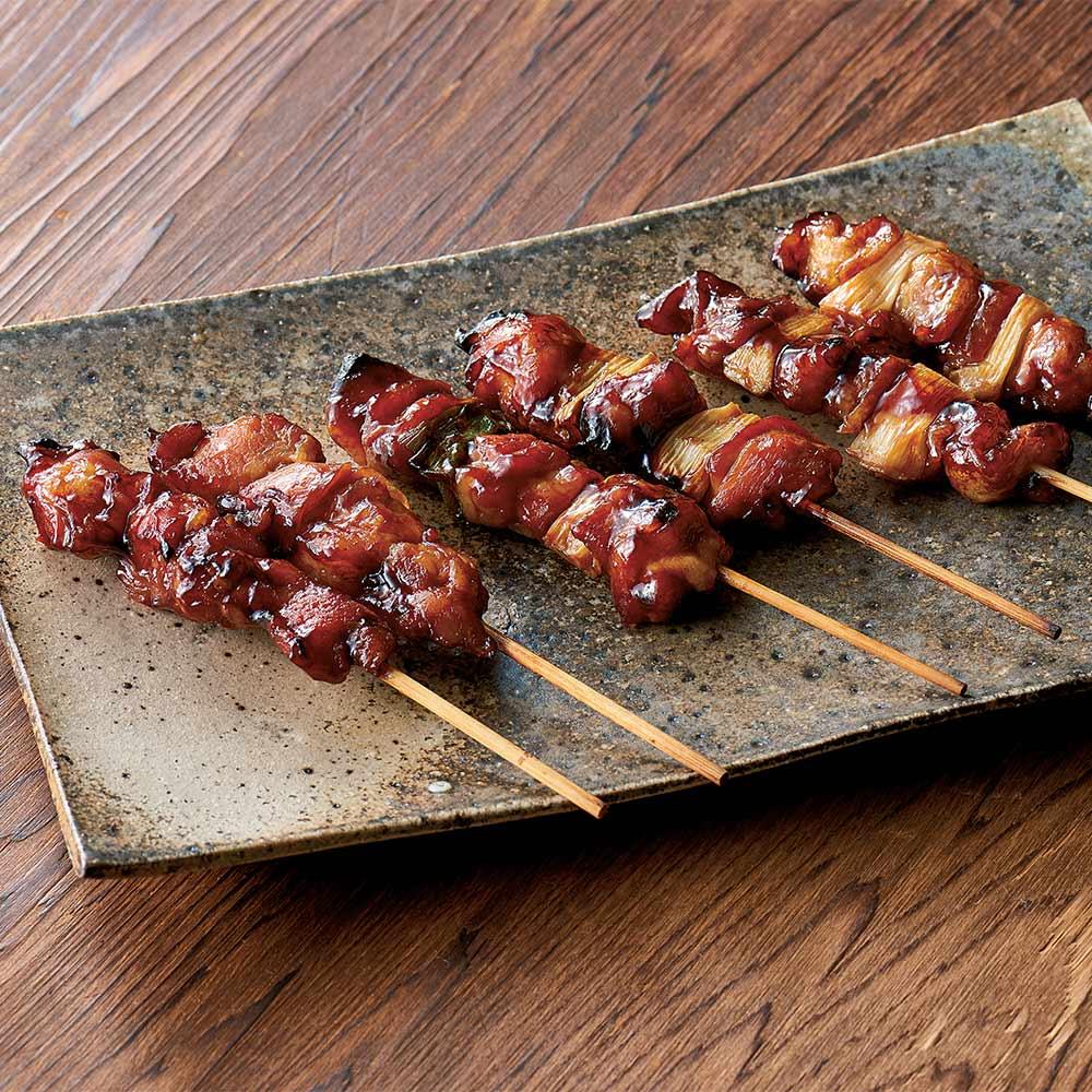 国産鶏の焼き鳥セット タレ (30本) 肉加工品
