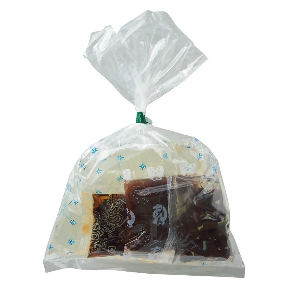 お買い得!あんみつ豆かん (185g×10袋) 商品パッケージ