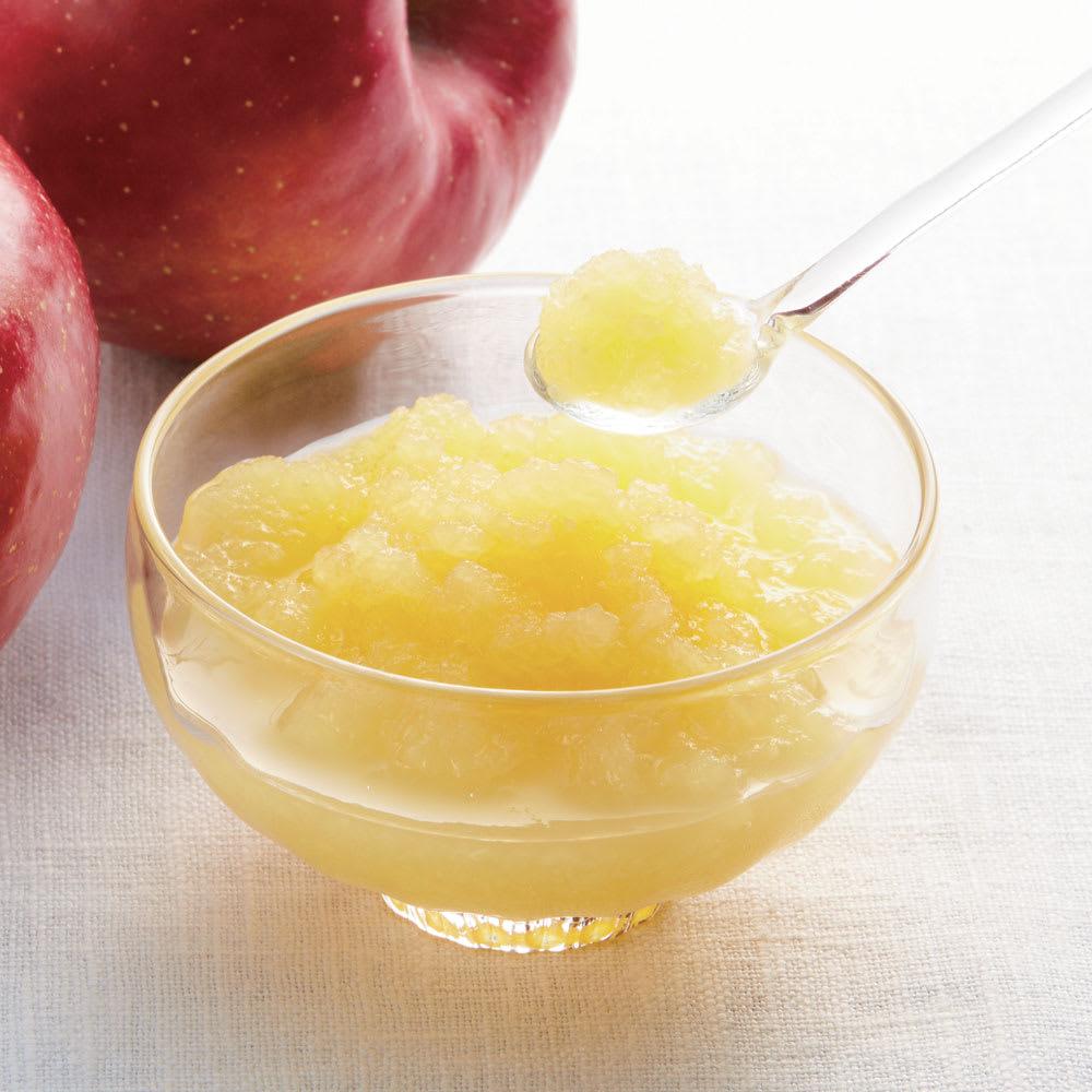 国産すりおろしりんご 3種セット (3種 計18個) 洋スイーツ