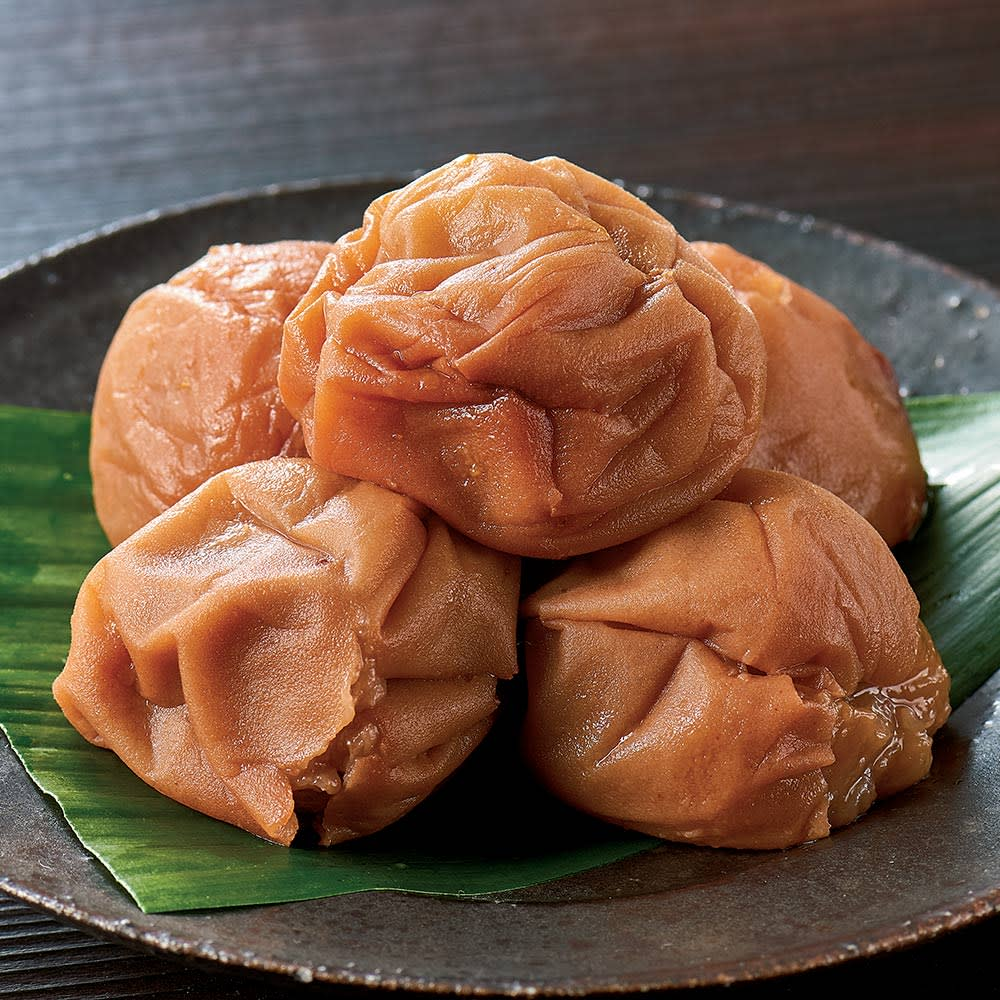 紀州南高梅つぶれ不揃い (250g×4パック) お弁当向き惣菜